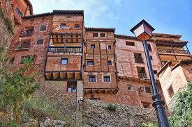 albarracin case tradizionali