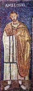 ambrogio vescovo milano