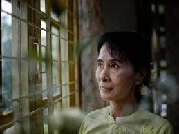 aung san suu kyi arresti domiciliari