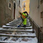 Meteo, temperature polari in Molise: gelo e neve, -5°C nella notte a Campobasso