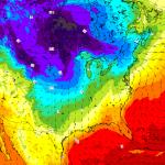 Meteo, raro e complesso evento in Canada: tutti i 10 milioni di km² del Paese sotto zero nei prossimi giorni