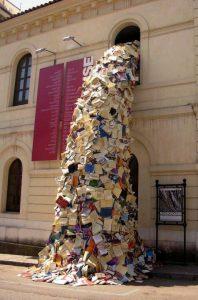 cascata libri