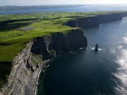 cliffs of moher vista aerea