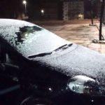 Maltempo, Calabria nella morsa del gelo: temperature polari in Sila e neve fin sulla costa [FOTO]
