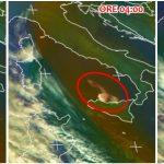 """Etna, durante l'eruzione di ieri notte il Cratere di Sud/Est ha """"vomitato"""" 20 kilotoni di SO?: la più grande emissione degli ultimi decenni"""