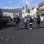 """Etna, """"alluvione nera"""" sui paesi etnei: appello del Pd, """"è emergenza grave, serve la protezione civile con urgenza"""""""