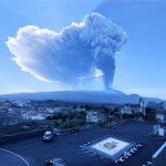 Eruzione Etna: segnalato incendio sulla parete nord della Valle del Bove