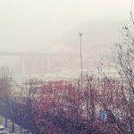 Maltempo Liguria, pioggia e nuvole gialle a causa della sabbia del Sahara: la grandine imbianca Genova [FOTO e VIDEO]