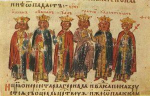imperatori dell'editto di tessalonica