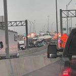 USA, strade ghiacciate in Texas: maxi tamponamento a catena vicino Forth Worth, 6 morti e decine di feriti [FOTO]