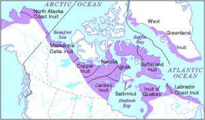 inuit area