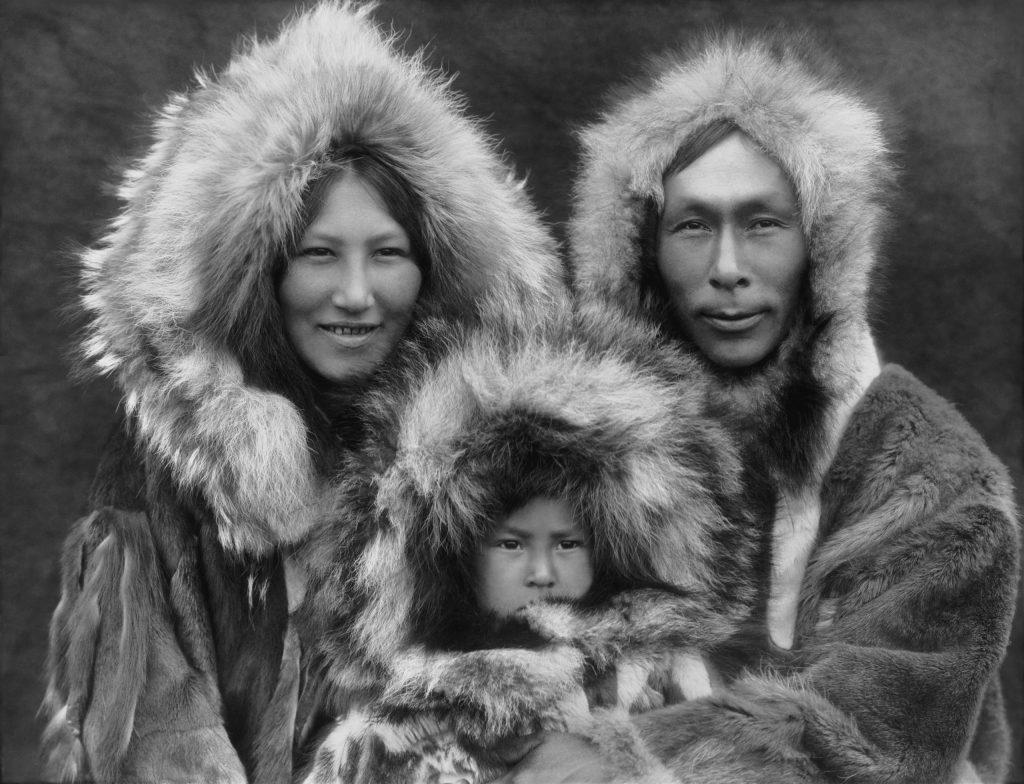 inuit famiglia