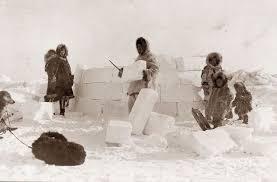 inuit igloo