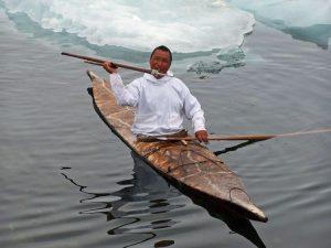 kayak inuit
