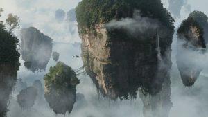 montagne fluttuanti avatar