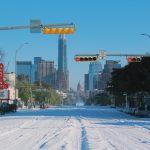 Meteo, ondata di gelo storica in Texas: ad Austin, sullo stesso parallelo del Cairo, 16cm di neve e clamorosi -14°C [FOTO]