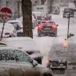 Maltempo, forti nevicate e temperature polari in Germania: punte di -21°C, traffico ancora paralizzato [FOTO]