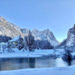 Meteo, il gelo irrompe nel Nord-Est dell'Italia: -22°C in Val Sarentino in Alto Adige [FOTO]