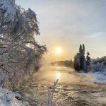 Meteo, freddo polare nel Nord Europa: oggi -19°C a San Pietroburgo, -18°C a Helsinki e -17°C a Stoccolma – FOTO