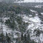 Maltempo, la tempesta Medea porta il freddo in Grecia: neve fin sulle coste a Salonicco con -4°C [FOTO]