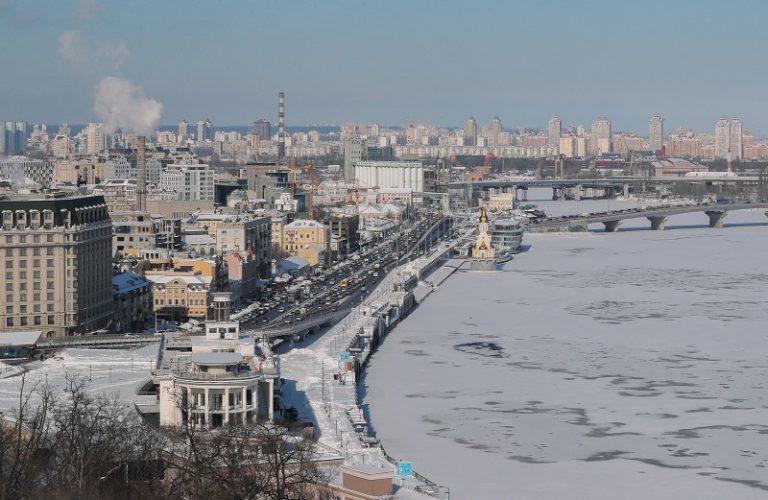 Kiev. Foto di Sergey Dolzhenko / Ansa