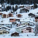 Maltempo Lombardia, pioggia sul fondovalle e tanta neve in Valtellina e Valchiavenna: punte di 64mm, Livigno sotto fitte nevicate [FOTO e VIDEO]