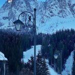 Maltempo Veneto, gelo in montagna con -28°C: -14,5°C a Cortina e temperature sotto zero anche nelle città