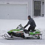 Maltempo e neve negli USA: la tempesta Orlena paralizza il Nordest, centinaia di incidenti e traffico aereo nel caos [FOTO]