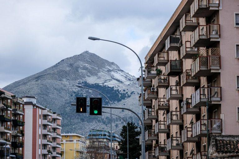 Palermo. Foto Igor Petyx/ Ansa