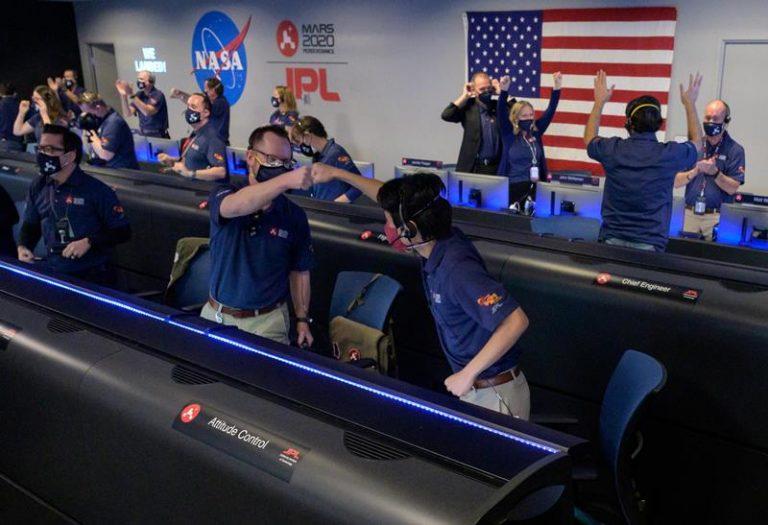 Credit NASA/Bill Ingalls