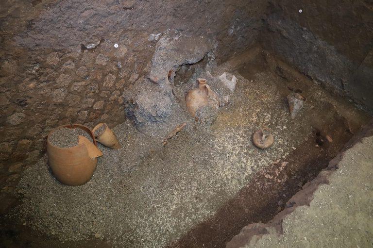 Ufficio stampa Parco Archeologico di Pompei / Ansa