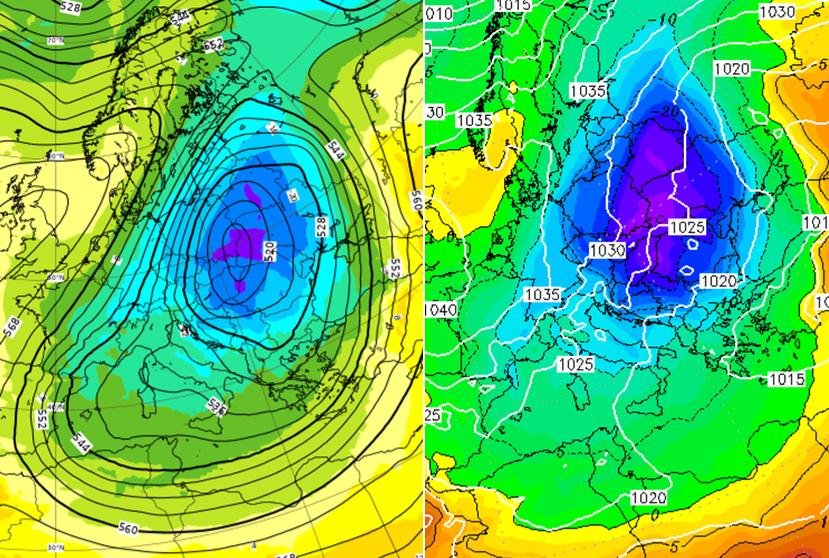 previsioni meteo burian italia metà febbraio