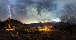 rifugio Maseben osservatorio astronomico