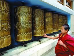 ruote preghiera tibet