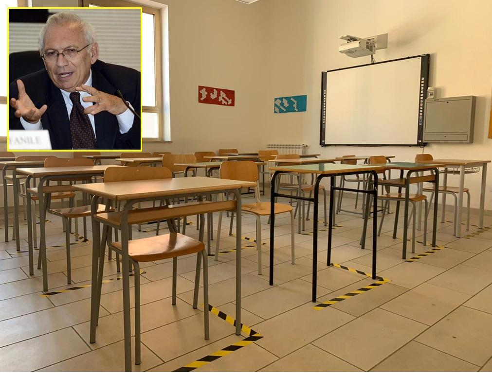 scuola covid ministro bianchi