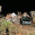 Meteo, devastante tornado in North Carolina: case sradicate dalle fondamenta e persone intrappolate sotto le macerie. Morti e feriti [FOTO]