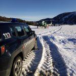 Dispersi sul Velino: riprese le ricerche del quarto escursionista, ancora nessuna traccia di Gianmarco Degni [FOTO]
