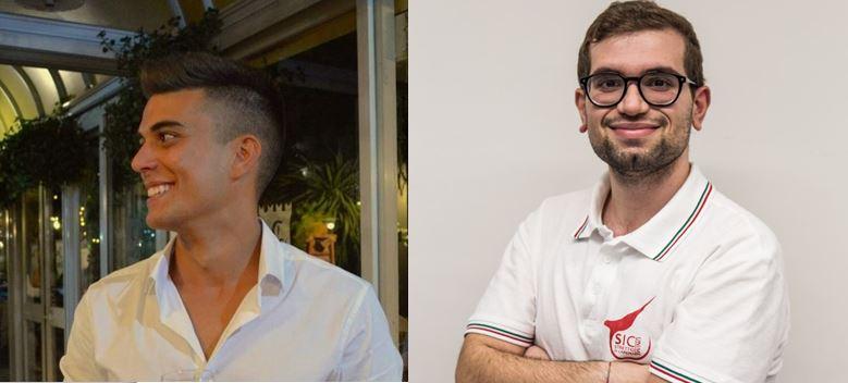 Davide Crisafulli e Massimiliano Chillemi
