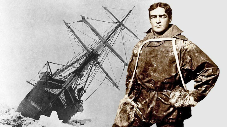 E. Shackleton