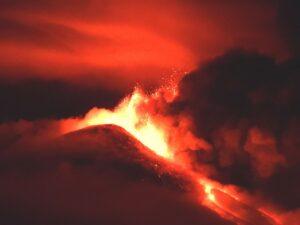 Etna eruzione 14 15 marzo