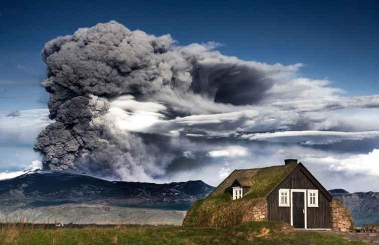 Eyjafjallajökull islanda