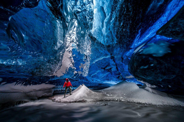 Vatnajökull grotta