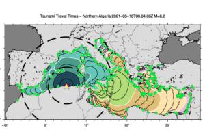 allarme tsunami sardegna