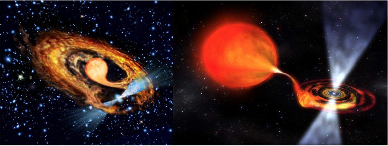 aurore stelle neutroni