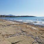 Meteo, il mare si ritira in Grecia: è l'Anticiclone che provoca basse maree [FOTO]