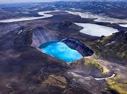 caldera Askja islanda
