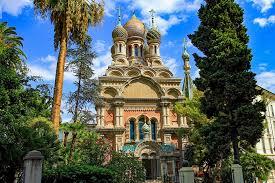 chiesa russa di sanremo