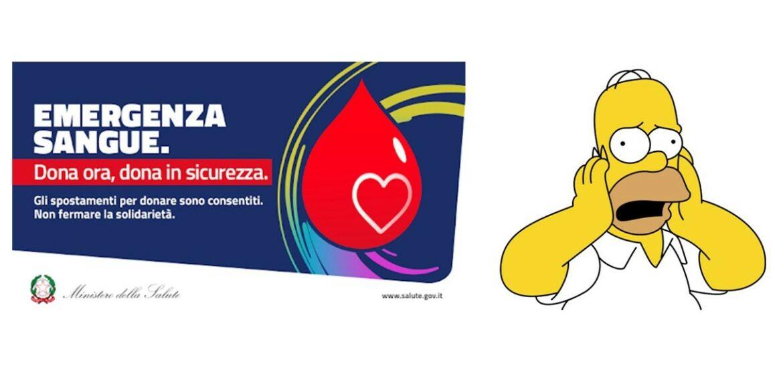 donazione sangue covid