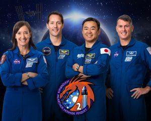nasa astronauti crew 2