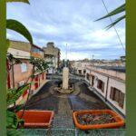 Etna, la cenere del 15° parossismo annerisce Melito di Porto Salvo: le FOTO dal basso jonio reggino
